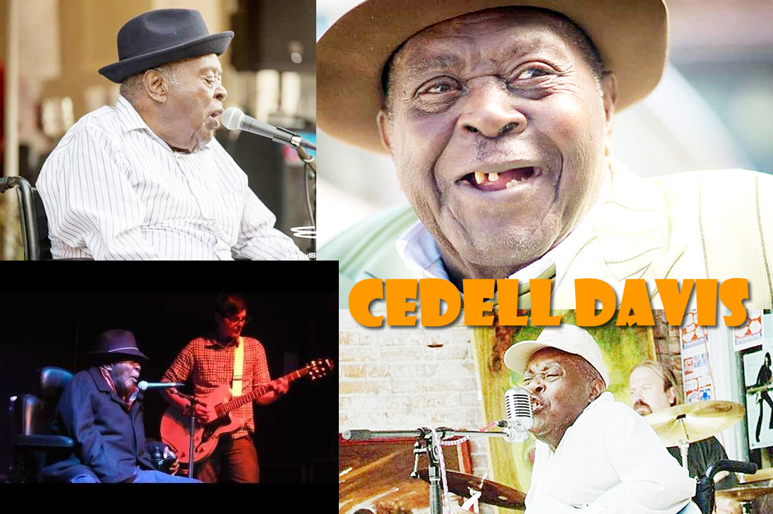 The Passing of Cedell Davis R.I.P.