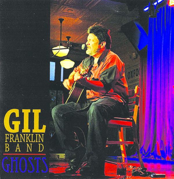 Ghosts - Gil Franklin Band | Indie
