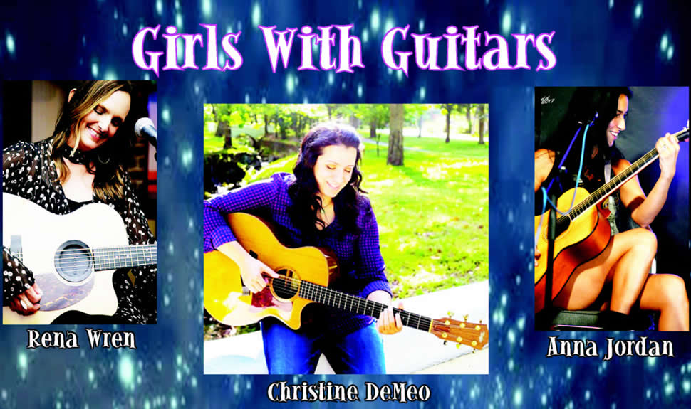 Girls With Guitars---Peter Read